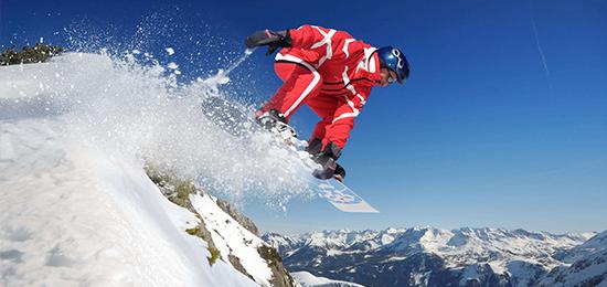 疯玩盛冬·滑雪+温泉版
