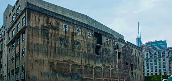 行走蘇州河 · 巡禮電影《八佰》外的故事